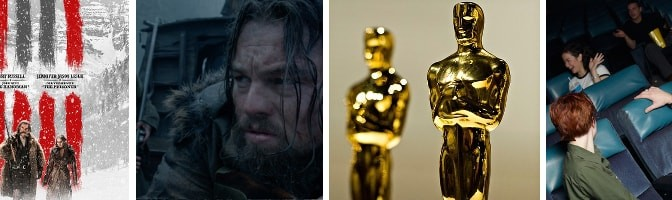 The Revenant & Hateful Eight, Making Sense of the Oscars & Movie Questioneers