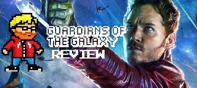 REVIEW - Guardians of the Galaxy
