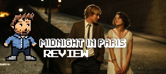 Midnight in Paris Review (2011)