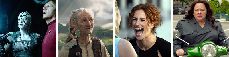Star Trek Beyond - The BFG - Laugh Acting - Spy
