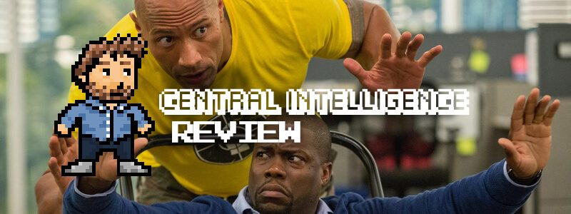 Central Intelligence - Review