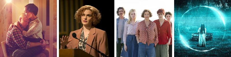 Loving, Denial, 20th Century Women, Rings & Valentine's Day Film Choices