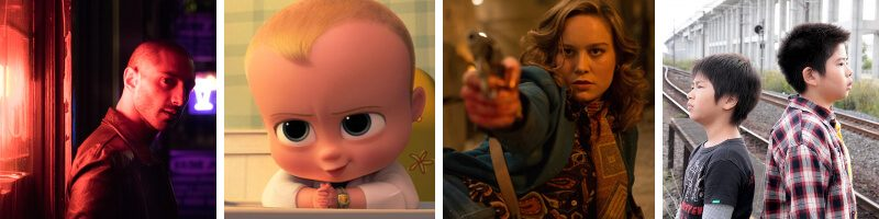 The Boss Baby, Free Fire, City of Tiny Lights & WWBW: 2 Weeks' Notice & I Wish