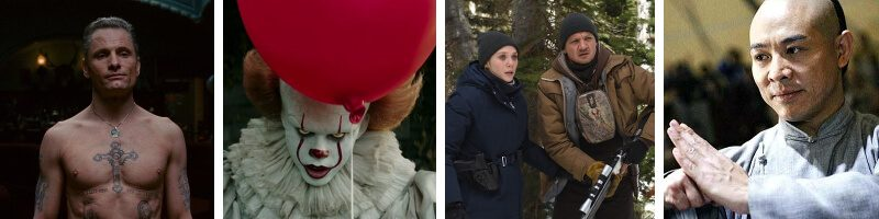 It, Wind River, J. J. Abrams Directing Star Wars IX, Fearless & Eastern Promises
