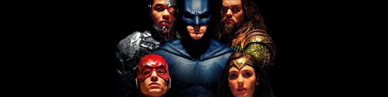 Justice League (with Spoilers)