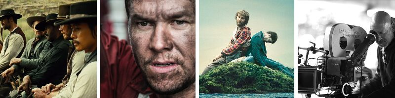 Magnificent 7, Deepwater Horizon, Swiss Army Man & Interview with a Photographer: Phillip Waterman