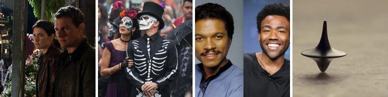 Jack Reacher: Never Go Back, Convenient Parades, Donald Glover as Lando Calrissian & Ambiguity in Film