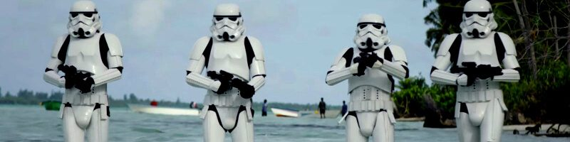 Rogue One (Spoilers)