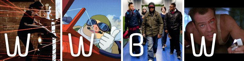 WWBW – Die Hard, Attack the Block, Porco Rosso & Entrapment
