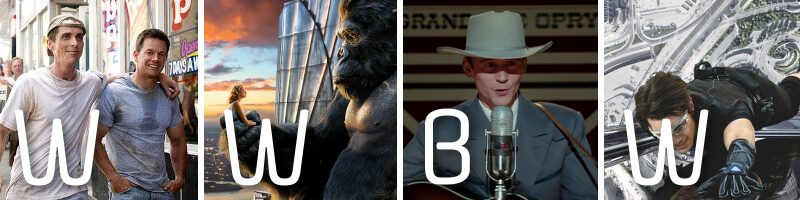 WWBW – King Kong, The Fighter, I Saw the Light & Mission: Impossible – Ghost Protocol