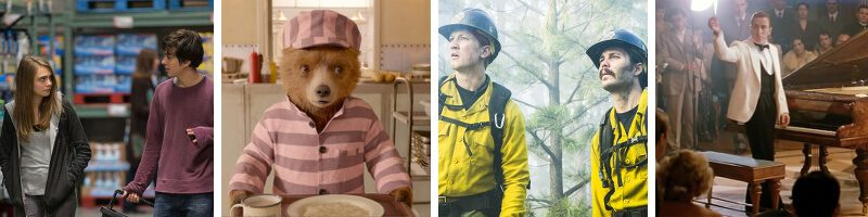 Paddington 2, Only the Brave, Rian Johnson's Star Wars Trilogy, Paper Towns & The Legend of 1900